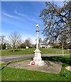 NY3168 : Gretna Green War Memorial by Gerald England