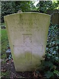 SD7336 : St Mary & All Saints, Whalley: churchyard (g) by Basher Eyre