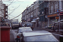 TQ3370 : Westow Hill, SE19, January 2000 by Christopher Hilton