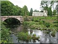 NY5123 : Askham Bridge and St Peter's Church, Askham by G Laird