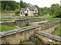 SP0513 : Chedworth Roman Villa by Philip Halling