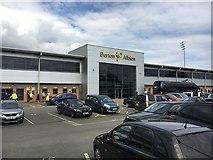 SK2524 : The Pirelli Stadium by Graham Hogg