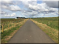 NU0645 : Road to Goswick by John Allan