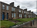 NU0051 : St Helen's Terrace by John Allan