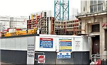 J3374 : Commonwealth House (redevelopment), Belfast - August 2017(3) by Albert Bridge