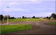 NT3699 : Kirkland High School, Methil by Bill Kasman