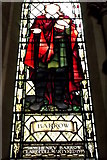 TL4458 : Henry Barrow, martyred 1593 by Tiger
