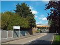 TQ5786 : St. Mary's Lane, Cranham by Malc McDonald