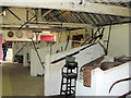 SP9315 : Displays in the Cowshed at Pitstone Green Museum by Chris Reynolds