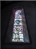 SD6279 : Holy Trinity, Casterton: stained glass window (I) by Basher Eyre
