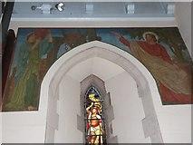 SD6279 : Inside Holy Trinity, Casterton (i) by Basher Eyre