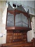 SD6279 : Holy Trinity, Casterton: organ by Basher Eyre