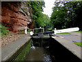 SO8275 : Caldwall Lock south of Kidderminster, Worcestershire by Roger  Kidd