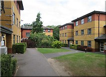 SU9850 : Twyford Court - student accommodation by Given Up