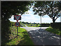 SJ5573 : Junction of Beech Lane and Norley Road by Gary Rogers