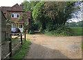 TQ0018 : Duttons, Hesworth Lane by Hugh Craddock