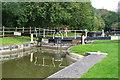 SU3168 : Kennet and Avon Canal, Lock No. 71 by David Martin