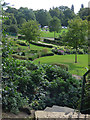 TA1231 : East Park - view from observation platform by Stephen Craven