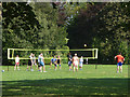 TA1131 : East Park - volleyball by Stephen Craven