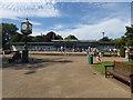 TA1131 : East Park - pavilion by Stephen Craven
