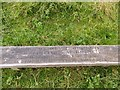 SK0484 : Poem on a bench at Chinley Head by Graham Hogg