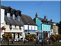 TL4196 : Riverside properties in March, Cambridgeshire by Richard Humphrey