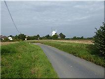 TL6830 : Great Bardfield Windmill by Marathon