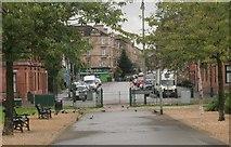 NS5862 : Tenements on Calder Street by Richard Sutcliffe