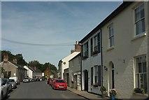 ST6601 : Duck Street, Cerne Abbas by Derek Harper
