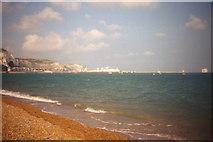 TR3140 : Port of Dover - 1995 by Helmut Zozmann