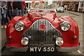SK9771 : Alvis Fourteen by Richard Croft