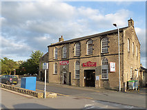SD9851 : The Old Fire Station, Skipton by Stephen Craven