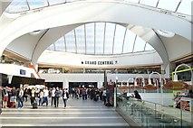 SP0686 : New Street Station, Birmingham by David Hallam-Jones