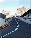 SP0686 : Car Park, New Street Station, Birmingham by David Hallam-Jones