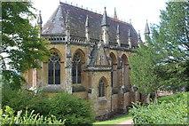 ST5071 : The chapel, Tyntesfield by M J Roscoe