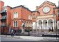 SP0686 : Blucher Street, Birmingham by David Hallam-Jones