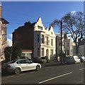 SP3166 : Houses, Milverton Terrace, Royal Leamington Spa by Robin Stott