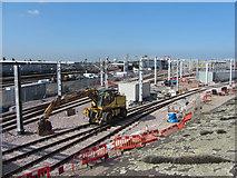 TQ2282 : Railway lines near Old Oak Common by Gareth James