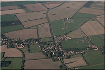 TF7632 : Great Bircham and Windmill: aerial 2017 by Chris