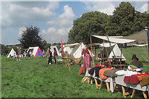 TL0506 : Produce from Medieval Times on Blackbirds Moor, Boxmoor by Chris Reynolds