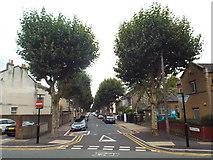TQ4084 : Neville Road, West Ham by Malc McDonald
