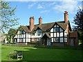 SJ9429 : Dawber Cottages, Sandon by Alan Murray-Rust