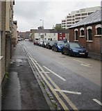 SU1585 : Aylesbury Street, Swindon by Jaggery
