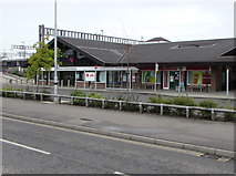 SU5290 : Station Road Spar, Didcot by Jaggery