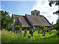 TQ5193 : Havering-atte-Bower church by Robin Webster