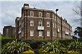 TQ2289 : Apartments, Brampton Grove by N Chadwick