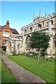 TL2371 : Church of All Saints, Huntingdon by Jim Osley