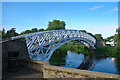 TL2470 : Chinese Bridge, Godmanchester by Julian Osley