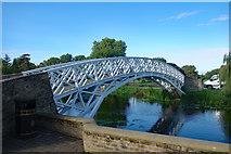TL2470 : Chinese Bridge, Godmanchester by Jim Osley