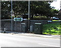 SM9106 : BT telecoms cabinet, Steynton Road, Milford Haven by Jaggery